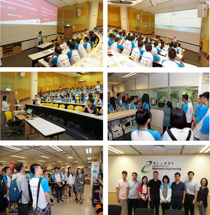 Welcome to Staff and Students from Jilin University