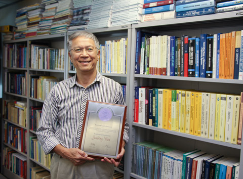 Prof Ron Chen has been Elected Member of the Academia Europaea