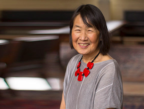 Prof Evelyn Hu Winning 2020 IEEE Andrew S. Grove Award