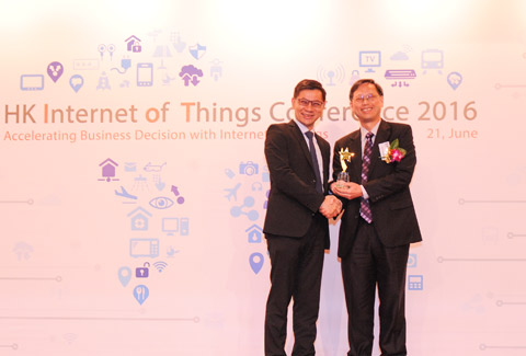 Winning the IoT Heroes Award 2016