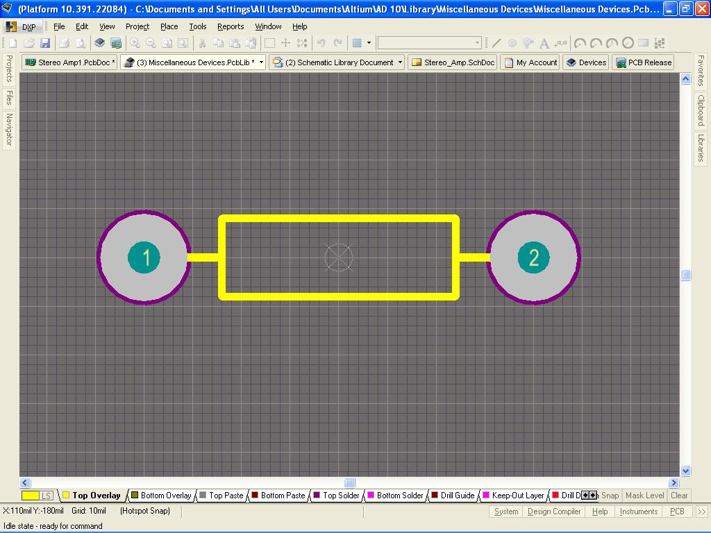 Layout Editor Schematic With Pcb Design Capture Software Free Axial 04